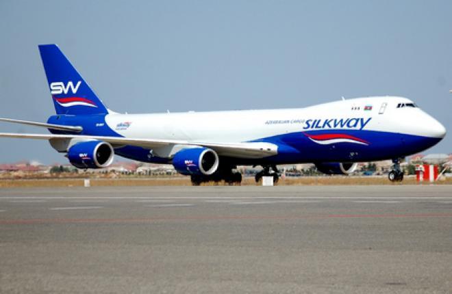 Азербайджанский грузоперевозчик Silk Way West Airlines получил Boeing 747-8F