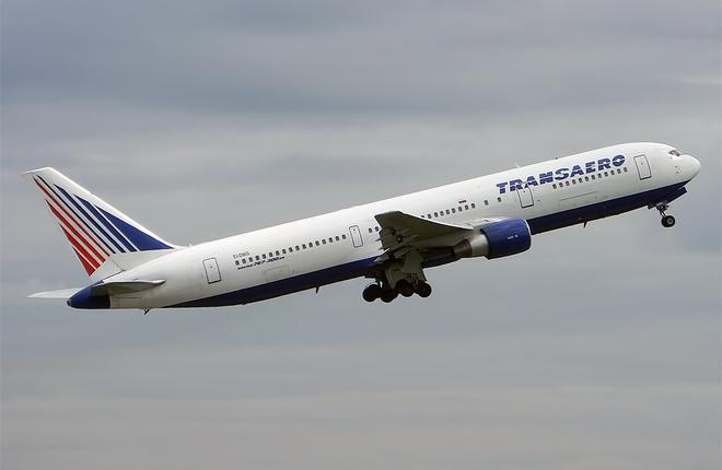 "Авиакомпании ""ВИМ-авиа"" передали Boeing 767 из парка ""Трансаэро"""