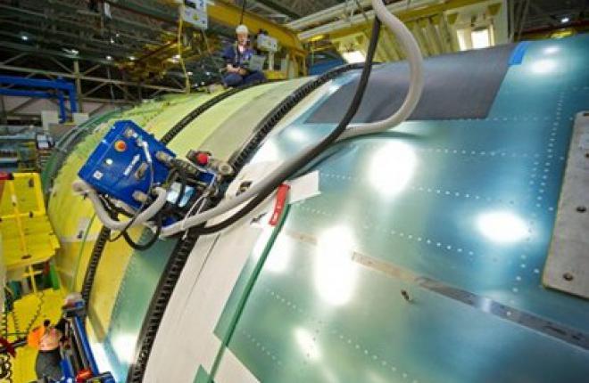 Boeing увеличил темпы производства самолетов Boeing 777 до 8,3 машины в месяц