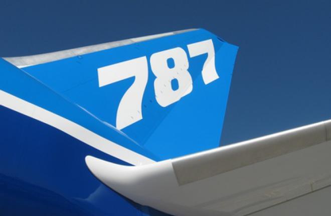 Авиакомпания «Трансаэро» приобретает четыре самолета Boeing 787 Dreamliner
