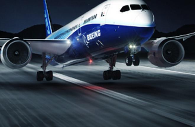 Авиакомпания United Airlines готова начать полеты на  Boeing-787-800