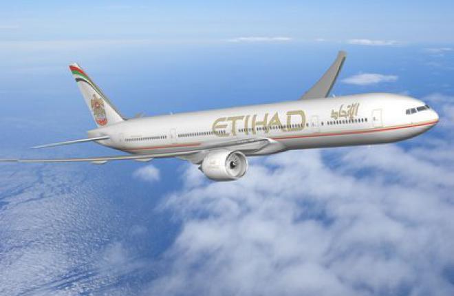 Авиакомпания Etihad Airways предоставит бесплатную 96-часовую визу