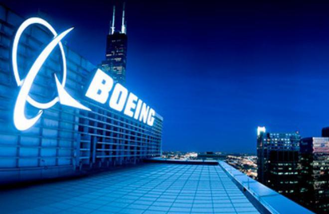 В III квартале 2013 года Boeing поставил 170 самолетов