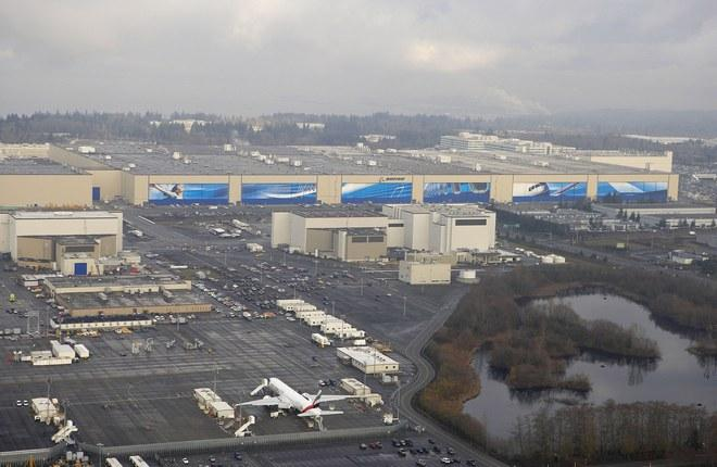 Эверетт Boeing