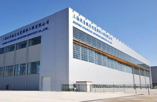 Boeing Shanghai займется конвертацией пассажирских самолетов в грузовые