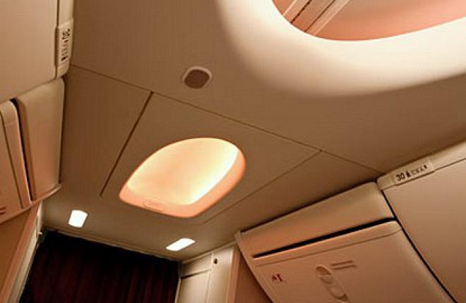 "Авиакомпания ""ЮТэйр"" получила самолет Boeing 737-800 Sky Interior"