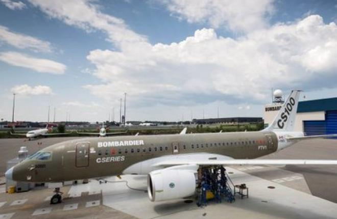 Выручка компании Bombardier возросла на 7%