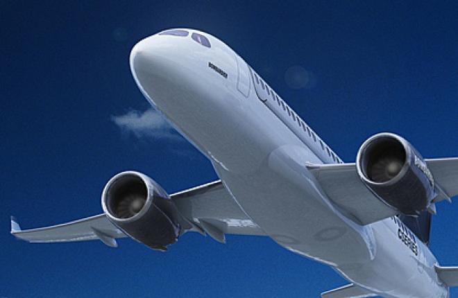 Bombardier получила новый заказ на самолеты CSeries