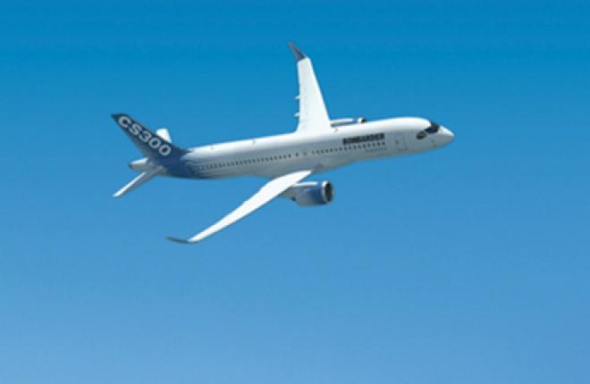 Авиакомпания airBaltic покупает самолеты Bombardier CSeries