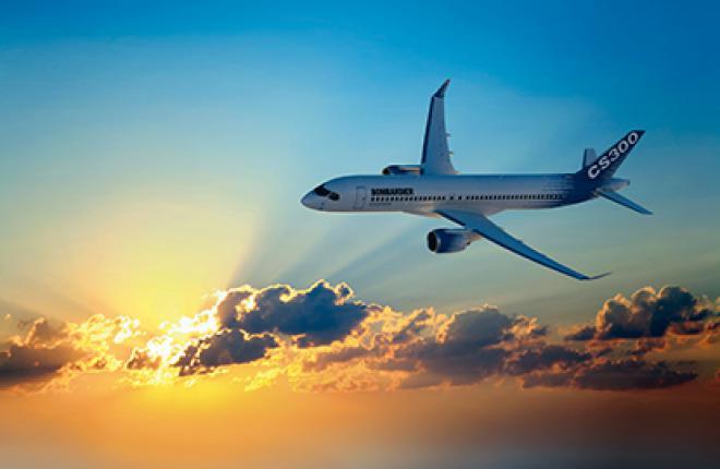 Предлагая удлиненный вариант CS300, Bombardier вторгается на рынок Airbus и Boei
