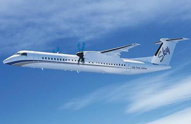 Bombardier определяется с планами по производству Q400 в России