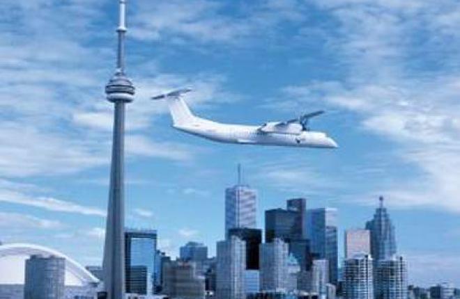 Чистая прибыль канадской Bombardier в 2011 году составила 837 млн долларов