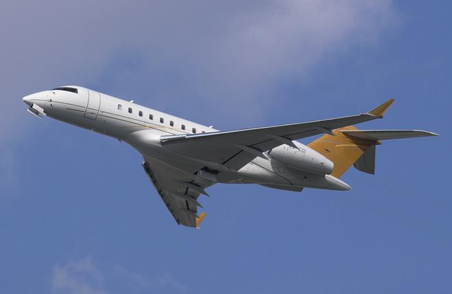 Bombardier подготовилась к замедлению поставок бизнес-джетов