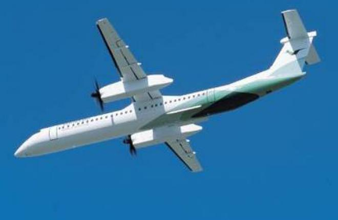"""Авиакомпания """"Якутия"""" приобретает самолеты Bombardier Q400"""