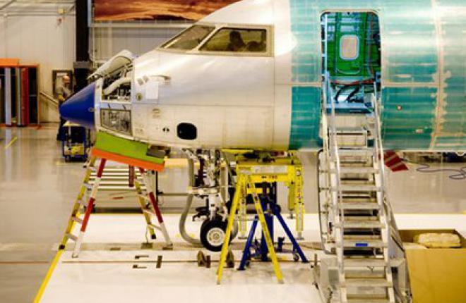Bombardier откроет производство в Африке