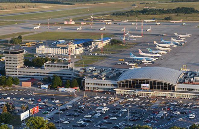 В 2014 г. в аэропорт «Борисполь» придут 8 новых авиакомпаний