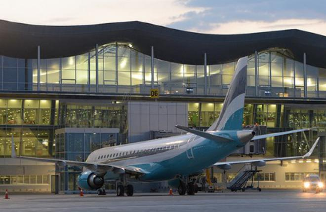 Аэропорт Борисполь сообщил о продолжающемся сокращении пассажиропотока