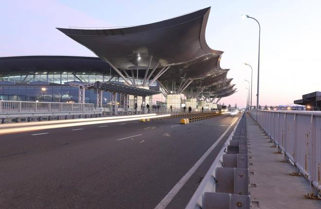 Аэропорт Борисполь итоги полугодия 2019