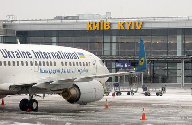Пассажиропоток украинских авиакомпаний возрос на 25,2%