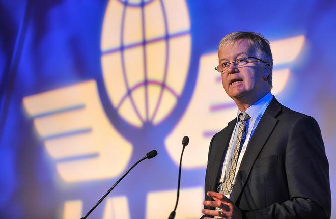 Главный экономист IATA Брайан Пирс