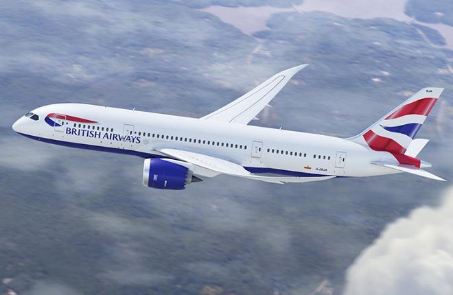 British Airways переведет часть рейсов в США на биотопливо