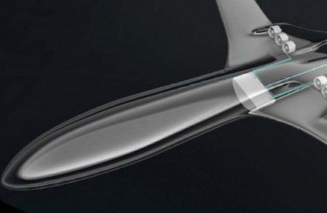 Британские ученые помогут построить самолеты будущего