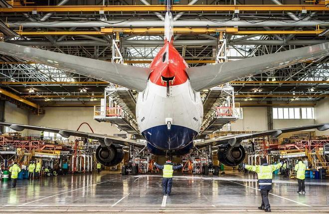ТОиР British Airways