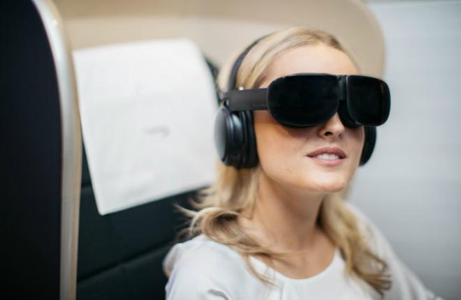 British Airways виртуальная реальность