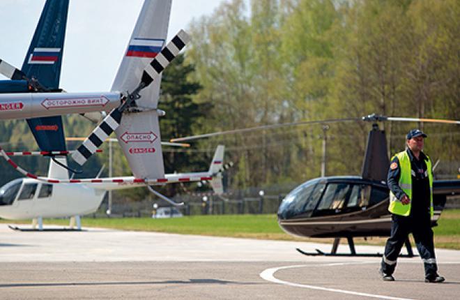 На долю Robinson пришелся 71% всех вертолетов, ввезенных в Россию в 2014 г.