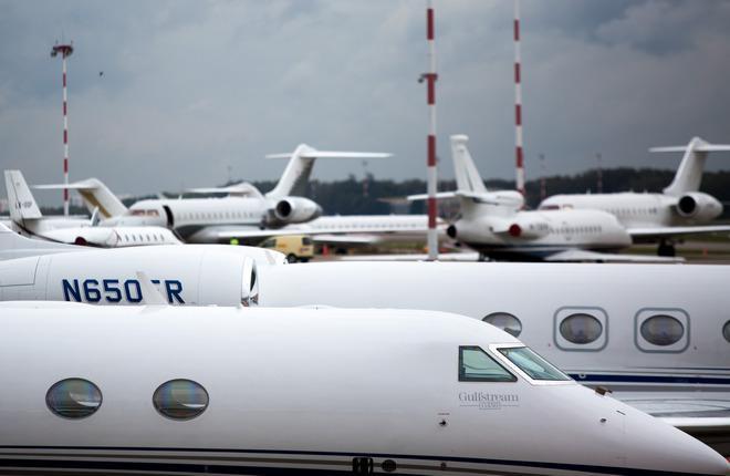 Bombardier связала будущее бизнес-джетов с развивающимися рынками