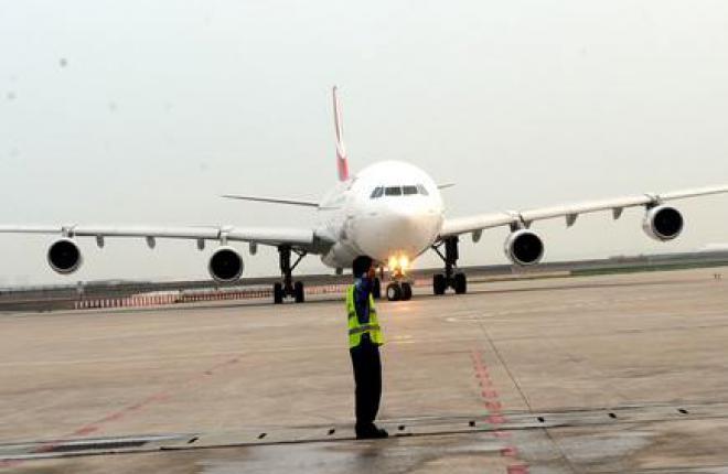 Air China выдавливает Lufthansa из совместного предприятия