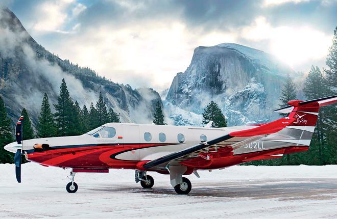 Самолет Pilatus PC-12NG