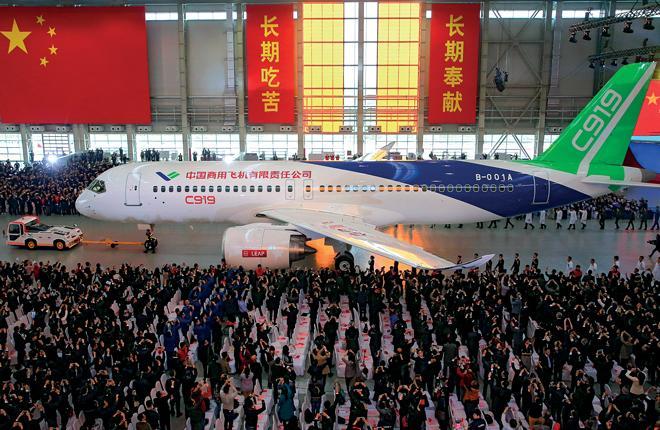 Фото: Xinhua/Ding Ting