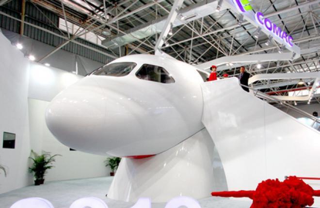 Китайская лизинговая компания CMB Financial Leasing заказала 30 C919