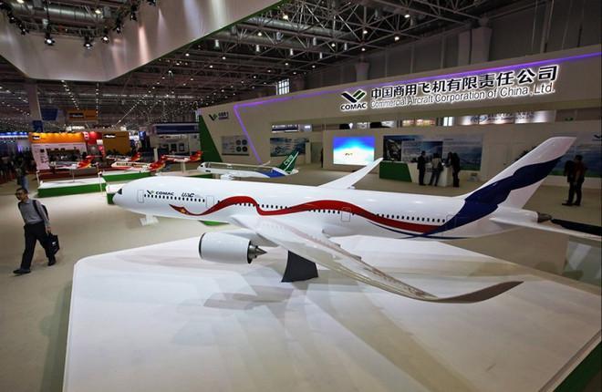 Конкурс на поставку двигателей для китайско-российского самолета объявят в 2017 году
