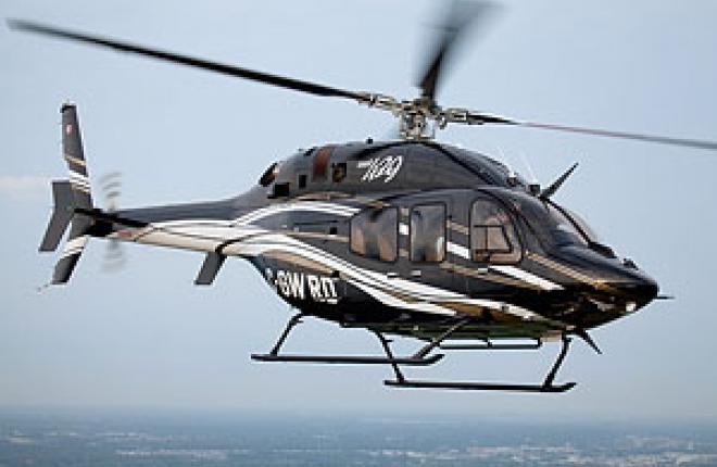 Первый Bell 429 в России будет летать в Челябинске