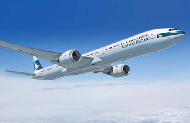 Boeing получил первого азиатского заказчика на самолеты Boeing 777X