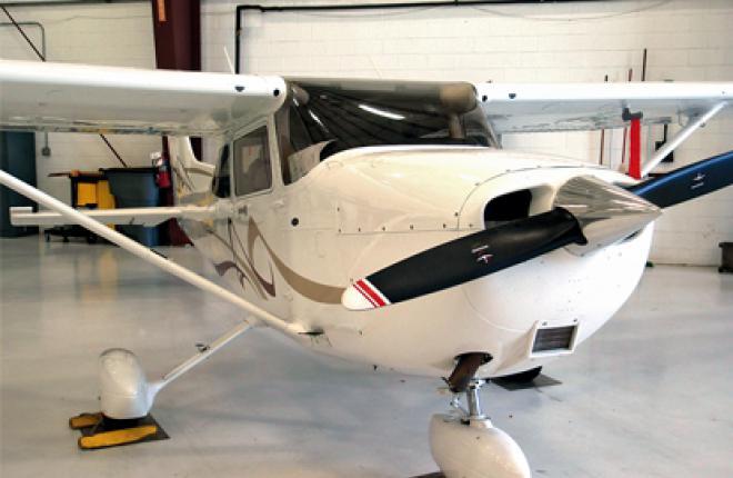 Полеты на Cessna 172S начнутся уже в феврале