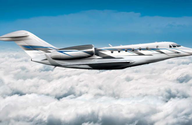 Cessna увеличила максимальную скорость Citation Ten до 0,935М