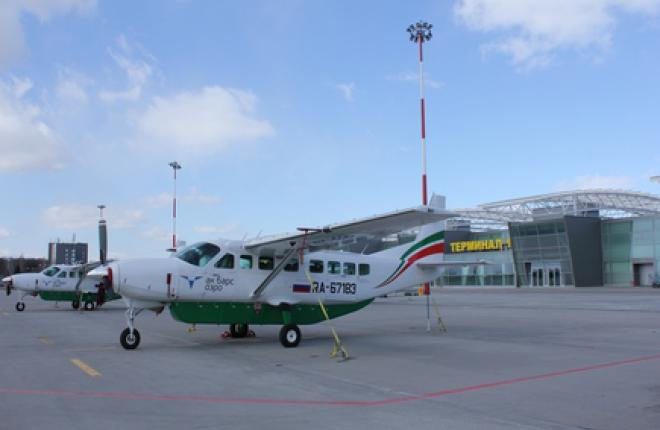 """""""Ак Барс Аэро"""" задумалась об уменьшении парка Cessna Grand Caravan"""