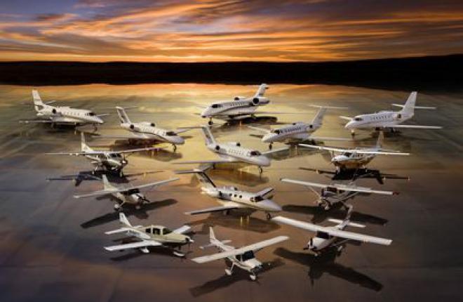 Cessna Aircraft готовится к росту