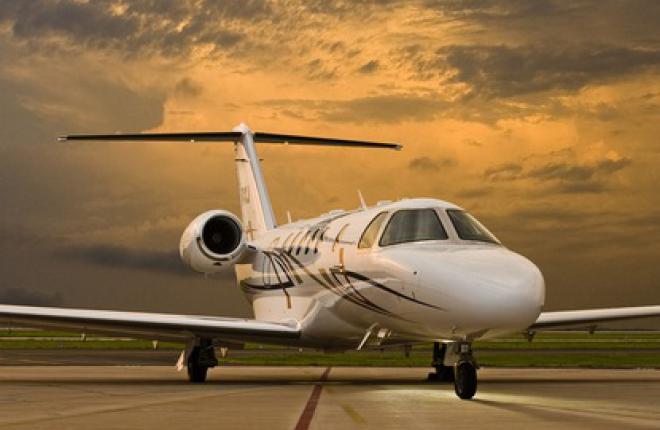 Cessna выбрала официального представителя по продажам джетов в России и СНГ