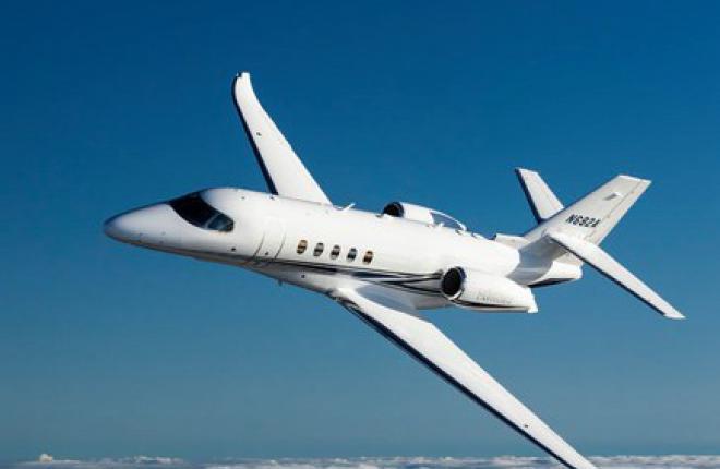 Дальность бизнес-джета Cessna Citation Latitude вновь увеличилась