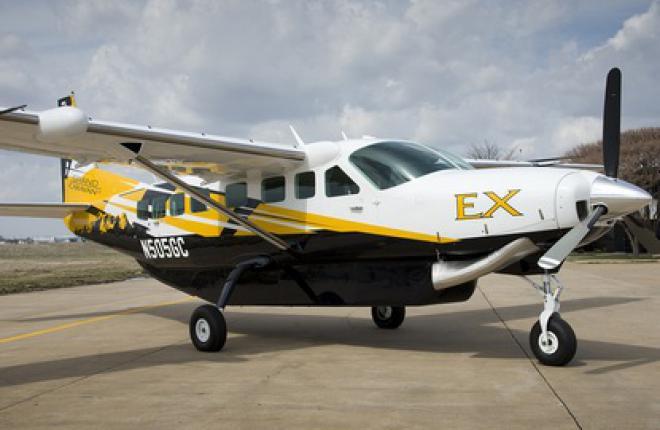 Самолет Cessna Grand Caravan EX сертифицирован в России
