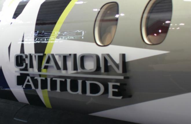 Cessna увеличила дальность полета нового бизнес-джета Citation Latitude