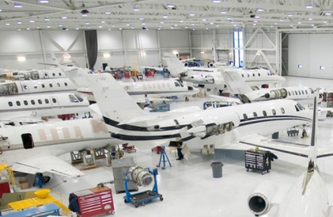 рынок бизнес-авиации восстанавливается