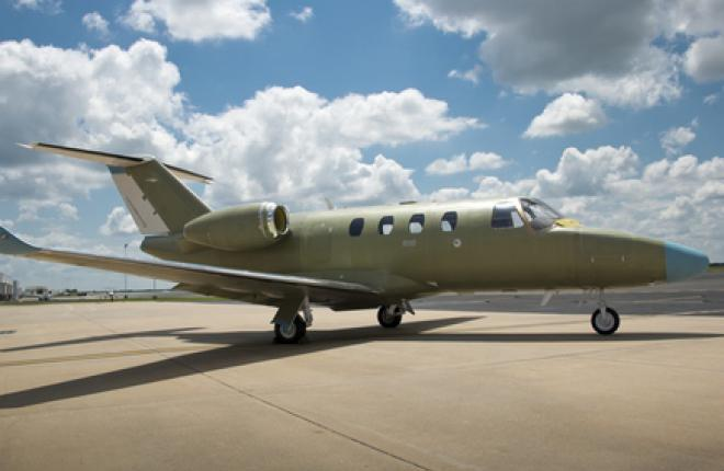 Cessna и Beechcraft закончили первый квартал совместной работы в плюсе