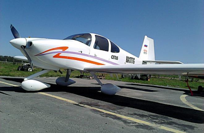 Легкие самолеты Cetus Aero
