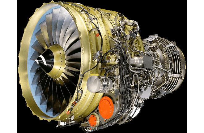 двигатель CFM56-5B