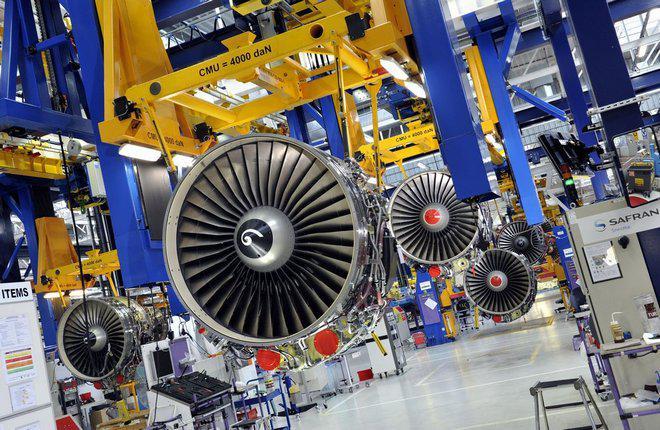 Двигатели производства CFM International